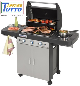 "BARBECUE A GAS CAMPINGAZ ""3 SERIES CLASSIC"" LS PLUS"