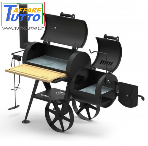 Barbecue affumicatore Comap Cooky