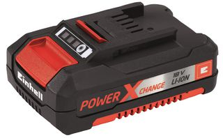 Batteria Ricaricabile Power x-change ai Ioni di Litio 2.0 Ah 18 V