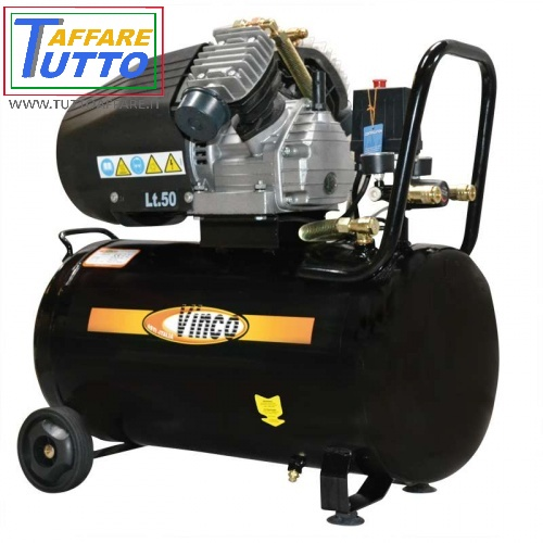 Compressore Vinco 50 litri 3HP
