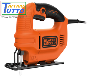 SEGHETTO ALTERNATIVO Black&Decker 400 W